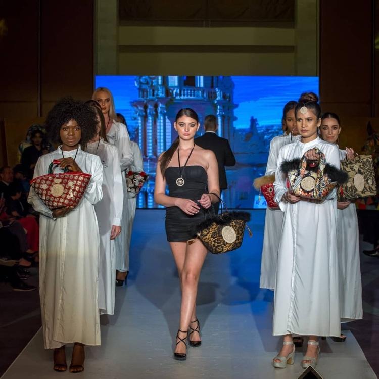 le coffe di Roberto Caggia al World Fashion Festival Awards